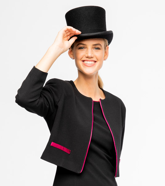Bespoke Corporate Uniforms Deborah Veale Irish Designer
