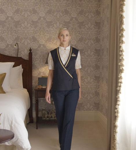 deborah veale professional uniforms hotel