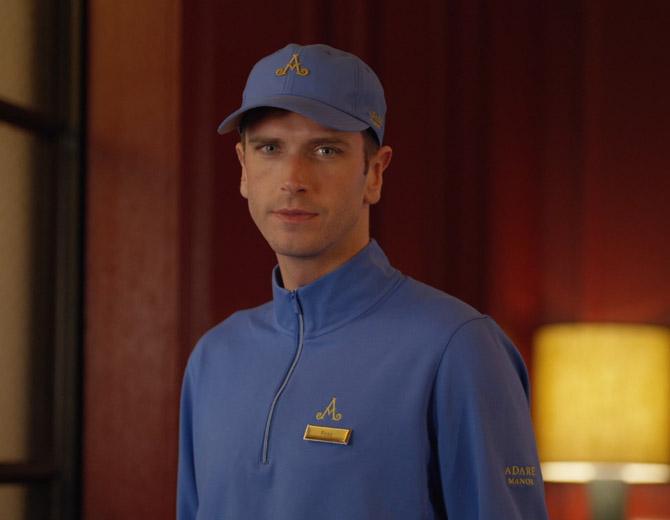 dvprofessiona corporate uniforms ireland
