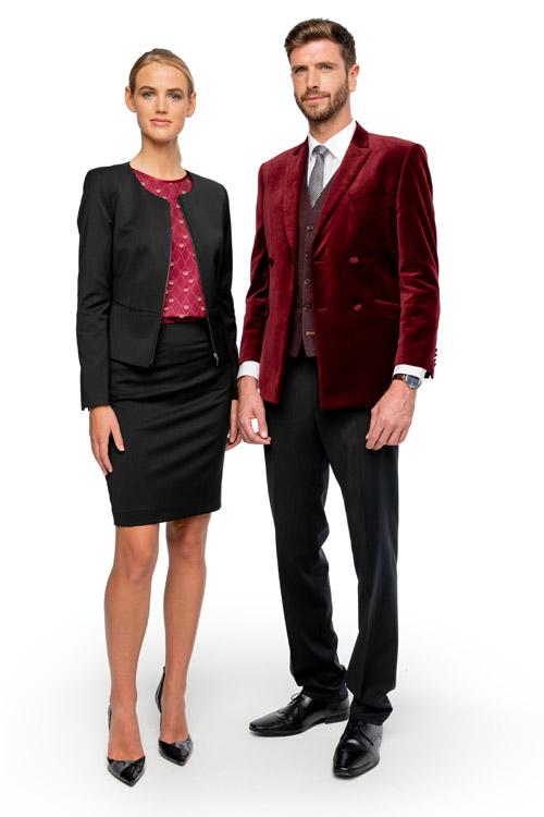 DVProfessional Customised Uniforms Coporate Hospitality