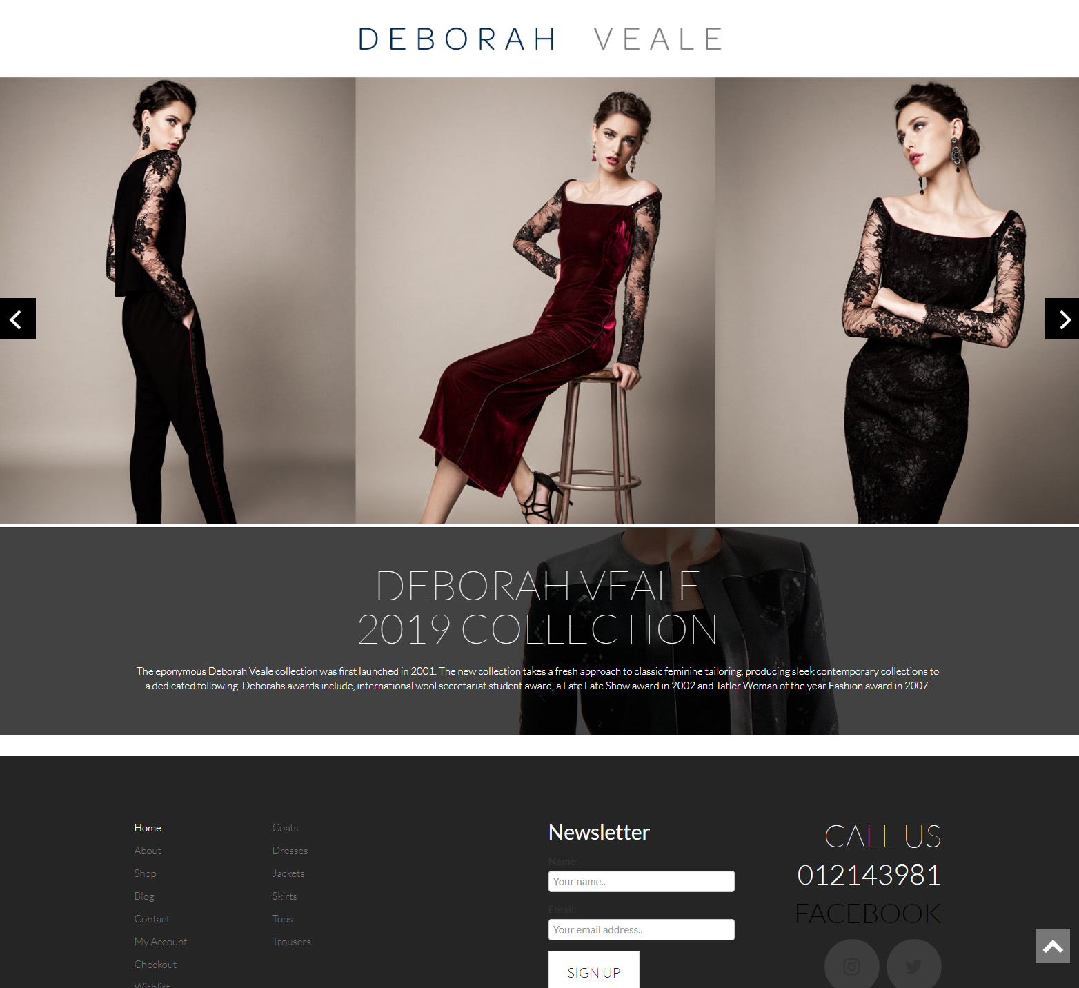 deborah veale website