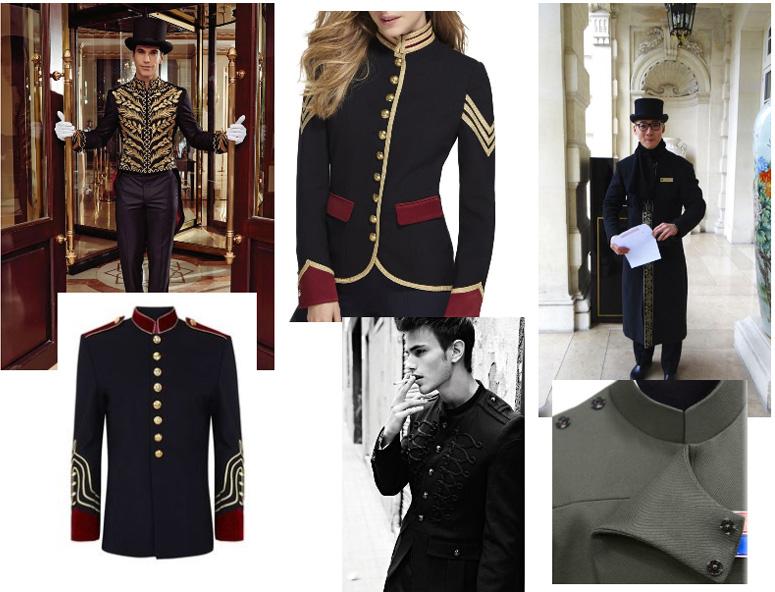 inspiration board 6 uniforms ireland dvprofessional deborah veale