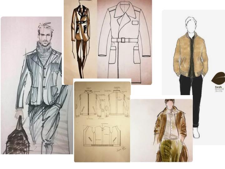 inspiration board 7 uniforms ireland dvprofessional deborah veale